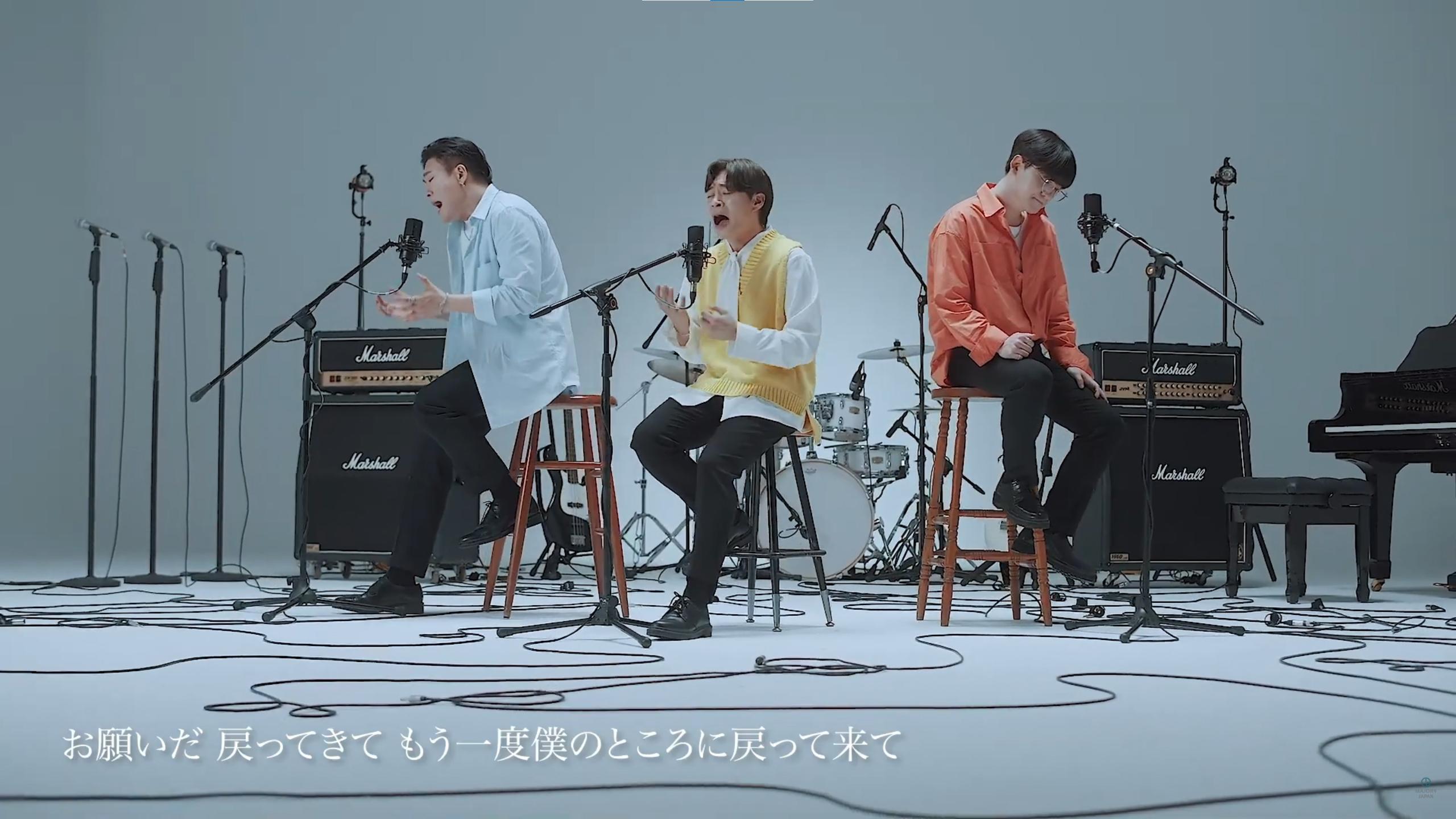 韓国のR&Bボーカルグループ'4MEN'、ニューアルバム 「The Eternal」からタイトル曲「永遠」のMVを公開!